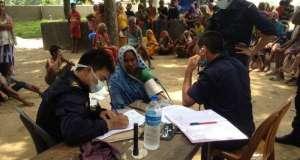 सिरहामा नेपाल प्रहरीको निःशुल्क स्वास्थ्य शिविर
