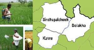 काभ्रेपलाञ्चोक, सिन्धुपालचोक र दोलखामा कृषि उत्पादन लागत सर्वेक्षण हुँदै