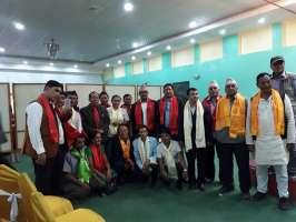 नेपाली कांग्रेस तेह्रथुम–काठमाडौँ सम्पर्क समितिमा पुनः घिमिरे