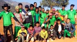 बैतडी: मेयरकपको क्रिकेटको सेमिफाईनलमा देहिमाण्डौं