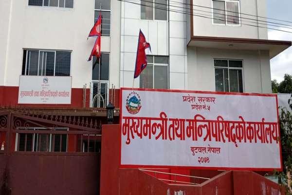 लुम्बिनी प्रदेश सरकारका प्रवक्तालाई कोरोना