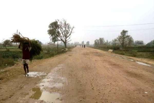 कैलाली–कञ्चनपुरमा हुलाकी राजमार्ग निर्माणमा ढिलासुस्ती