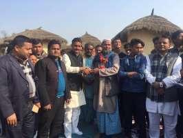 कांग्रेस-एमाले परित्याग गरि सयौं नेता-कार्यकर्ता फोरम नेपालमा प्रबेश