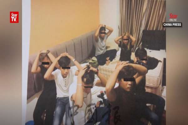 दीपावलीको मौका छोपेर मलेसियामा 'सेक्स पार्टी', ४५ जना पक्राउ (तश्वीर सहित)
