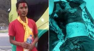 आफैँले बोकेको बम विष्फोट हुँदा नेकपाका कार्यकर्ताको मृत्यु