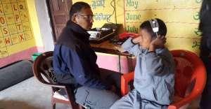 बालबालिकाहरुलाई लक्षित गर्दै अछाममा स्वास्थ्य शिबिर