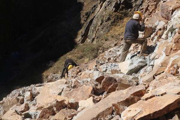 हिल्सा सिमकोट सडकअन्तर्गत च्याछरा खण्डको स्थलगत निरीक्षण