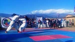 बाक्सिलामा प्रमुख कप आमन्त्रित राष्ट्रिय कराते प्रतियोगिता शुरु