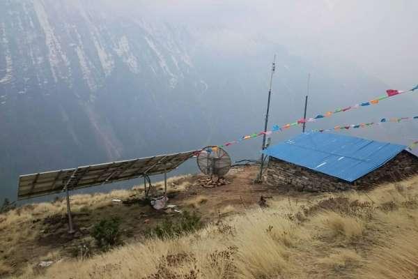 गोरखाको माथिल्लो दुर्गम क्षेत्रमा नेपाल टेलिकमको सेवा विस्तार