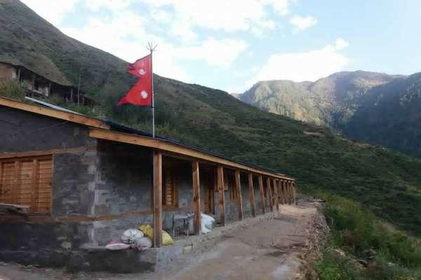 हुम्लामा सुविधा सम्पन्न कक्षा कोठा निर्माण