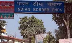 नवलपरासीमा नेपाल-भारत सीमा नाका बन्द