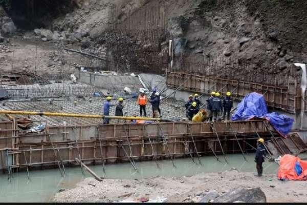 रसुवागढी जलविद्युत् आयोजनाको बाँध निर्माण स्थगित