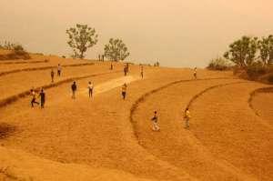 खेतका गरामा क्रिकेटको भबिष्य, आशालाग्दो प्रगति तर लगानी शुन्य
